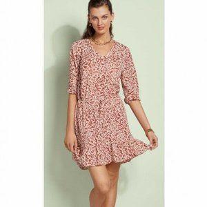 CAbi Sienna Dress XS Casual Boho Limited Edition